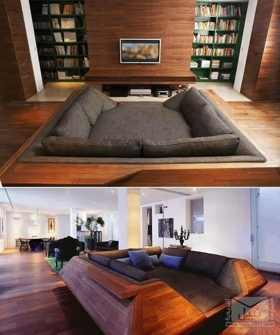 The-homebred-theatre-makes-this-a-cool-bedroomliving-room