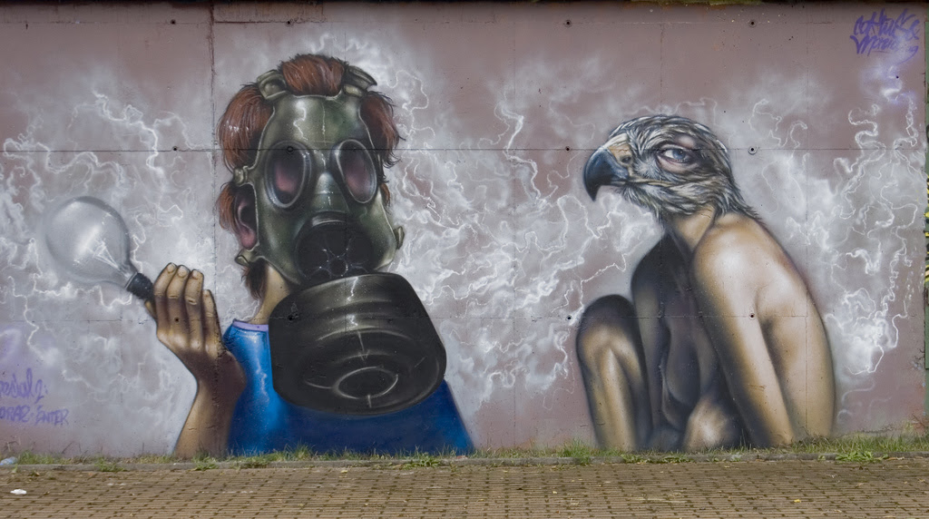 Street Art by Caktus and Maria 10