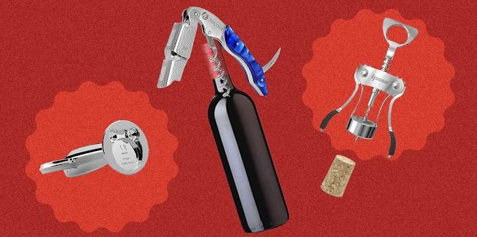 Wine Bottle Opener Corkscrew Kit