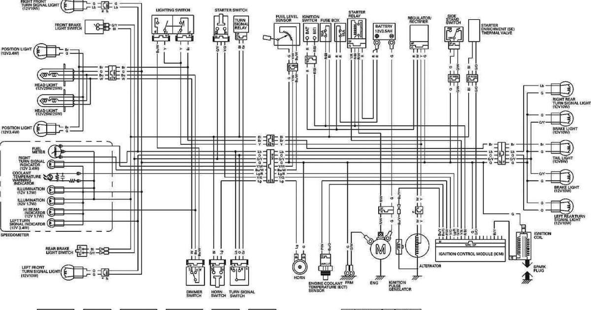 Diagram Wiring Diagram Honda Vario Lama Full Version Hd Quality Vario Lama Nidiagram1h Centrostudigenzano It