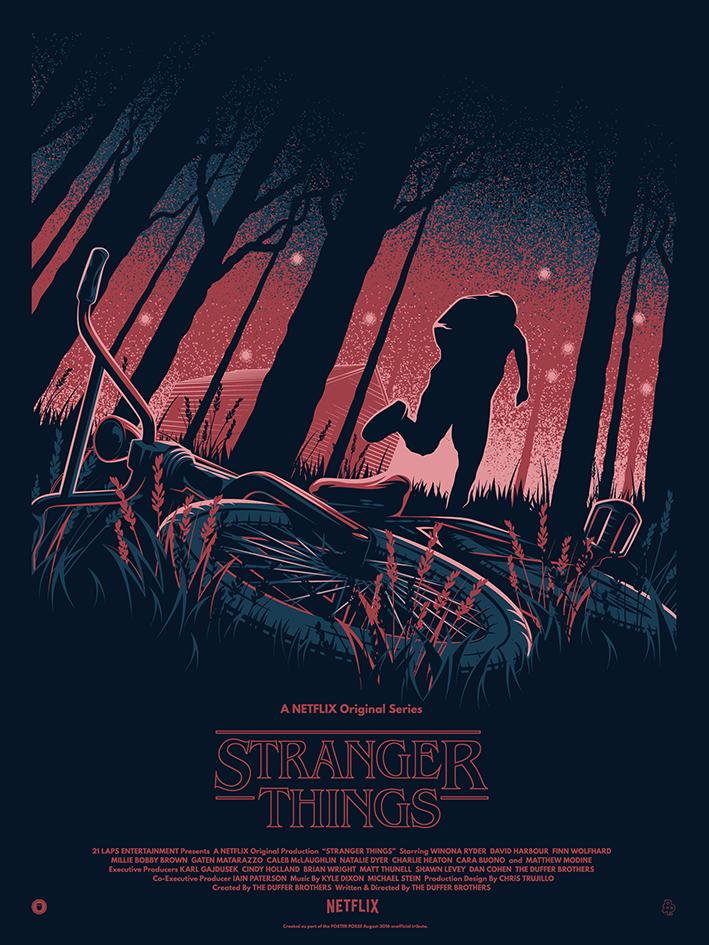 Stranger-Things-PosterPosse-ThomasWalker-Netflix-poster-variant