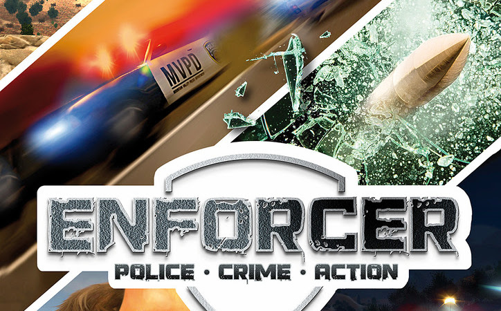 Download Game PC Enforcer Police Crime Action Full Version