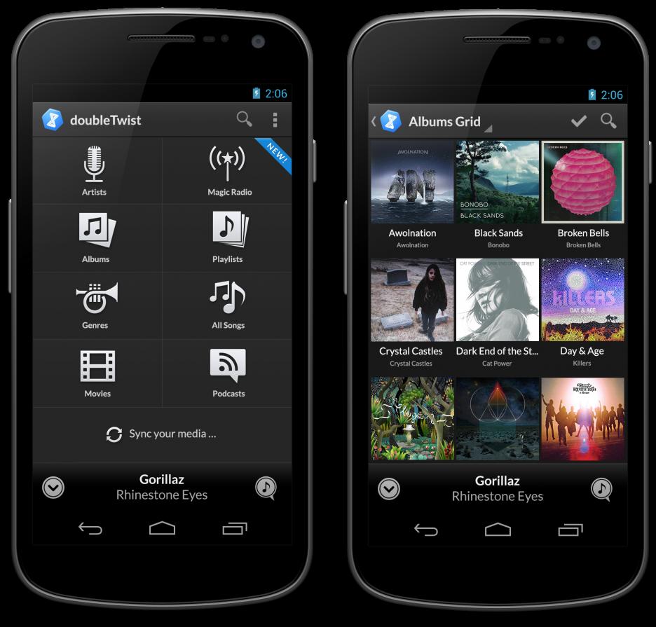 Aplikasi Pemutar Musik Android Gratis Terbaik