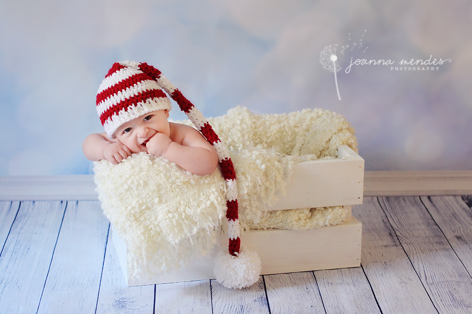 newborn baby christmas photography cornwall