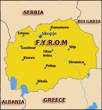 Αμφισβήτιση Ελληνικότητας της Μακεδονίας με Γερμανική στήριξη!