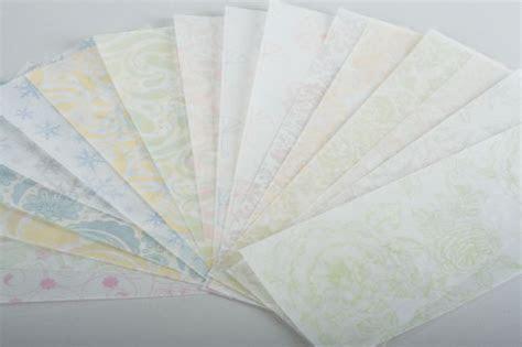 Pattern Translucent Paper   www.soho paper.com