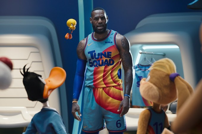 Space Jam: A New Legacy (2021) Review