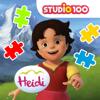 Studio 100 - Puzzel Heidi artwork