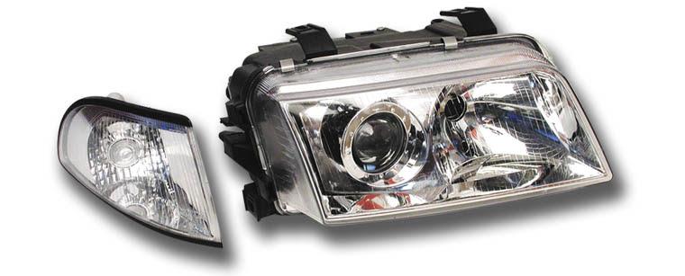 1996 Audi A4 Headlight Bulb