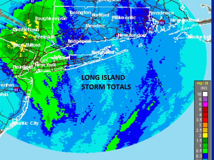 Long Island Drought Rains  Inches Weather Long Island