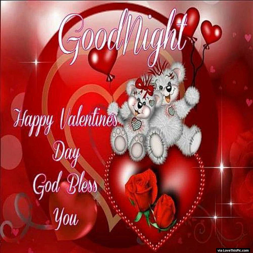 Goodnight Happy Valentines Day Pictures Photos And Images For