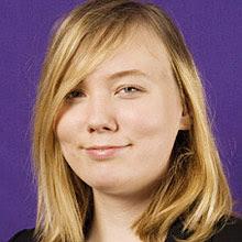 Ellen Söderberg, 18, é candidata mais jovem na disputa de um assento no Parlamento Europeu