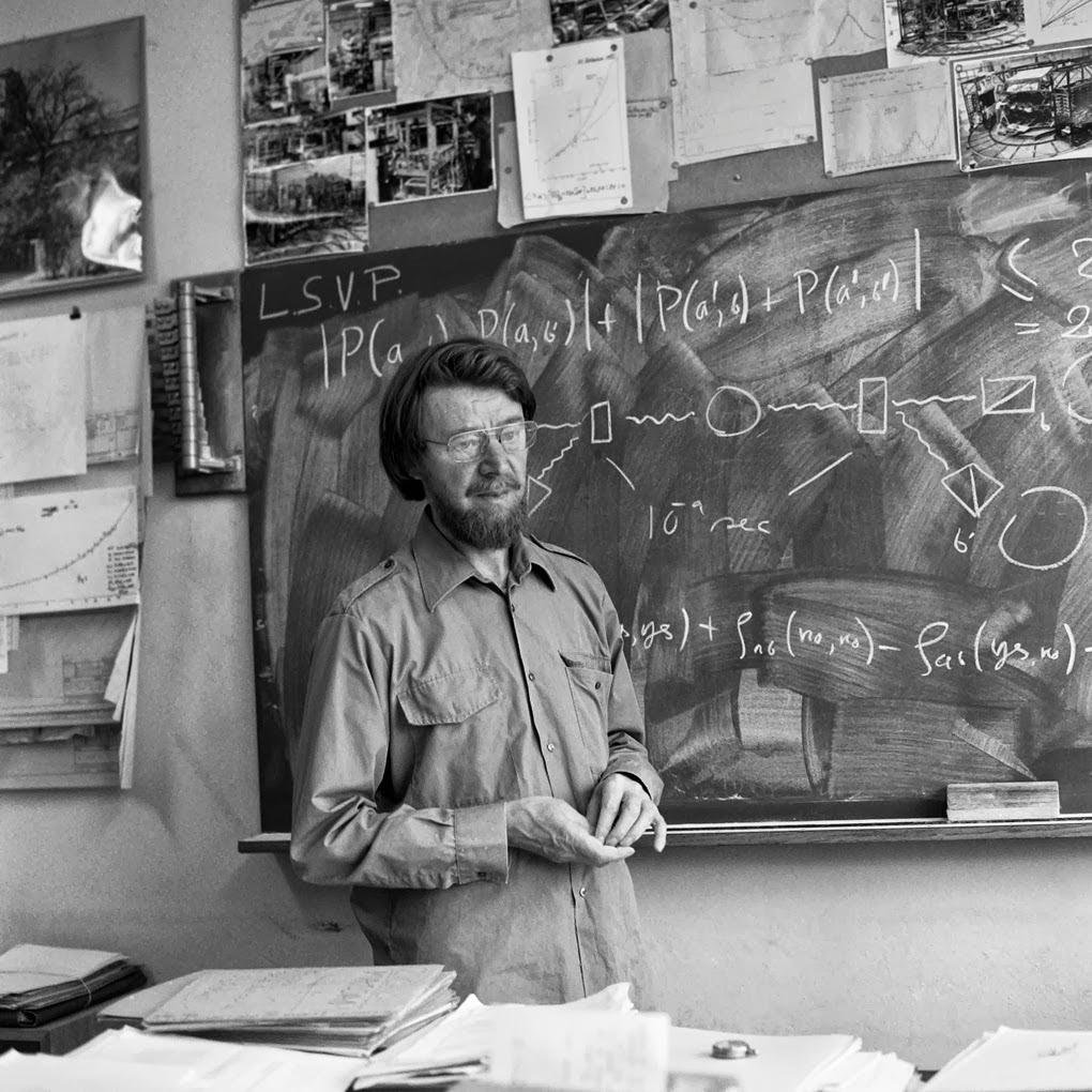 John Bell (1928-1990). Nguồn: betterprojects.net