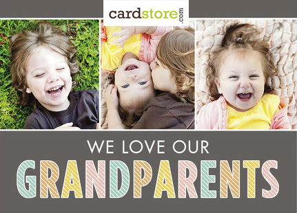 FREE Grandparents Day Cards + Free Shipping at Cardstore.com! Use Code: CCK2248 at checkout