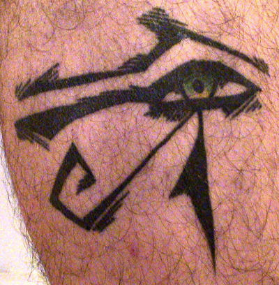 Egyptian Eye Of Horus Tattoo Design Tattoomagz