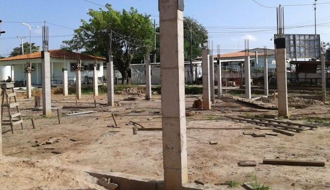 Edivaldo Júnior volta a paralisar obras de reforma no Hospital da Criança em São Luís