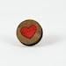 Mini Heart Pin