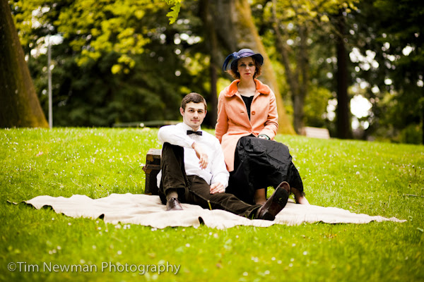 1940s day at the park
