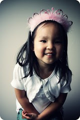 a princess...