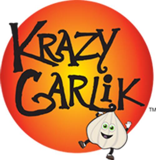 Logo - Krazy Garlik