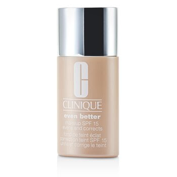 CliniqueBase Even Better Makeup SPF15 (Pele seca mista ou oleosa )30ml/1oz