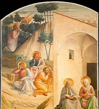 Agonia en el Huerto - Fra Angelico