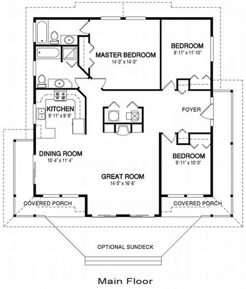 ARCHITECTURAL HOUSE PLANS \u00ab Unique House Plans