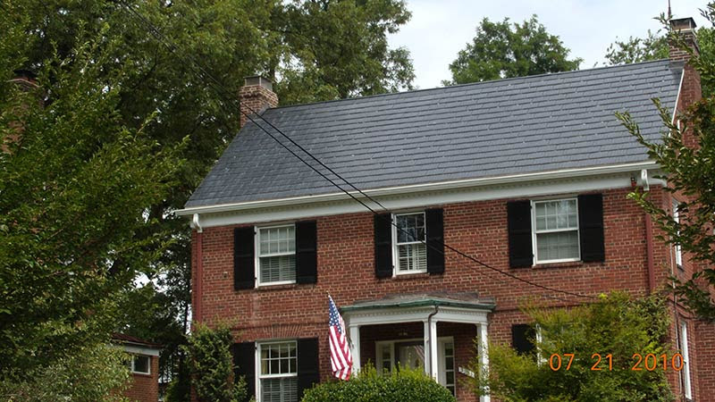Roofs—Sustainability Guidelines—Technical Preservation Services ...