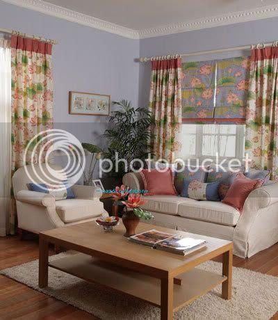 hiasan reka indah: tip susun sofa