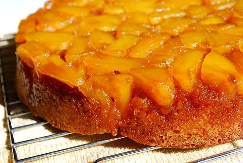 Pinapple Upside Down Cake 2