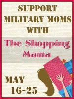 Support Military Moms Event at The Shopping Mama