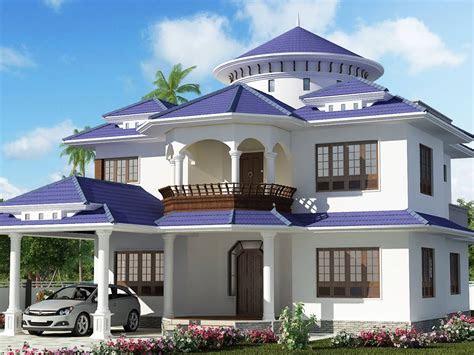 elegant dream house design model  ideas