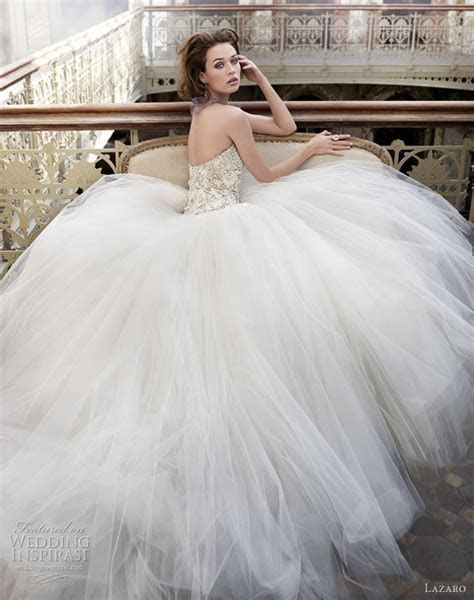 Lazaro Wedding Dresses Spring 2012   Wedding Inspirasi