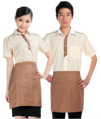 áo thun đồng phục quán cafe