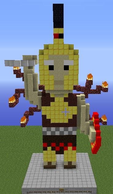 Minecraft Skins Zeus - Gambleh y