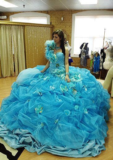 Big Fat Gypsy Wedding Dresses on Pinterest   53 Pins