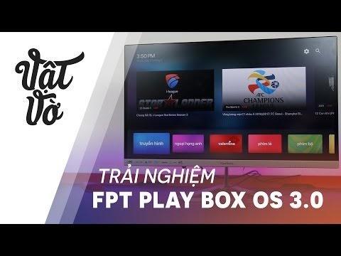 FPT PlayBox Truyền Hình Thế Hệ 4.0