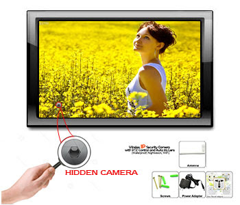 Spy Camera In Photo Frame With 8 Hours Recording In Delhi India