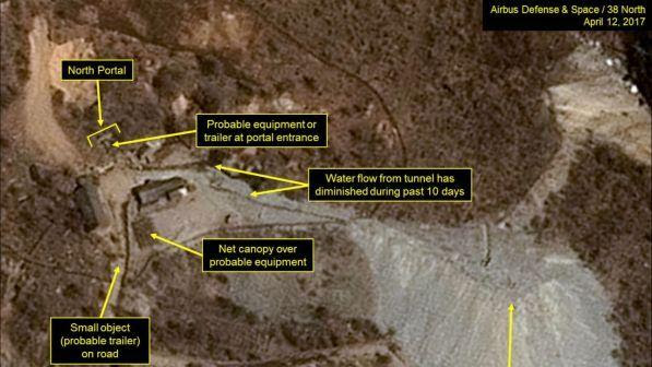 Nord Corea, crollato un tunnel in un sito nucleare: 200 i morti