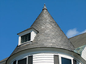 Cone Shaped Roof