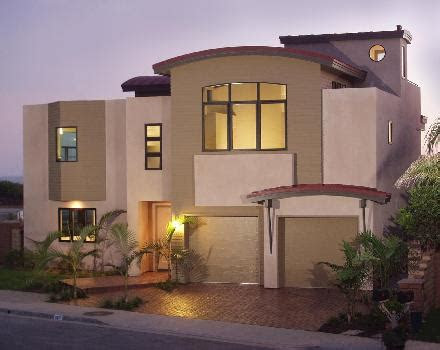 western style house exterior designs