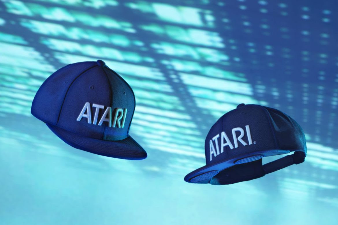 Last call: Atari made a baseball cap with speakers, and we're giving 10 away screenshot