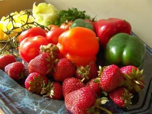 Tumbuhan dan buah untuk Memperlancar BAB