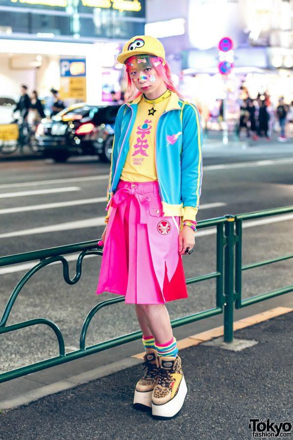 kawaii harajuku street style w takuya angel 6dokidoki