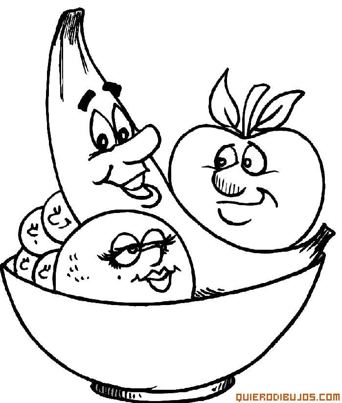 Naranjas Para Colorear Az Dibujos Para Colorear