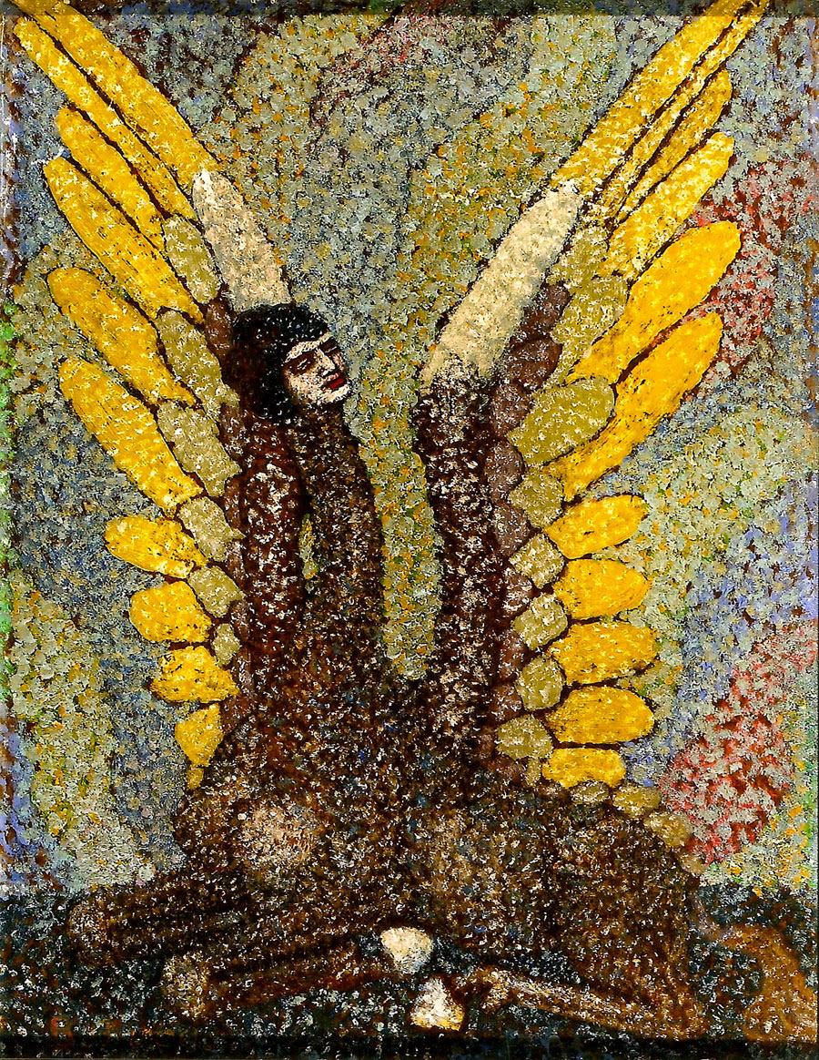 Boleslaw Biegas - Kobyla Winged, 1918 - 1920