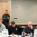 Businessmen and community leaders in Beckley, W.Va., met with Senator Joe Manchin III last week to discuss gun control.