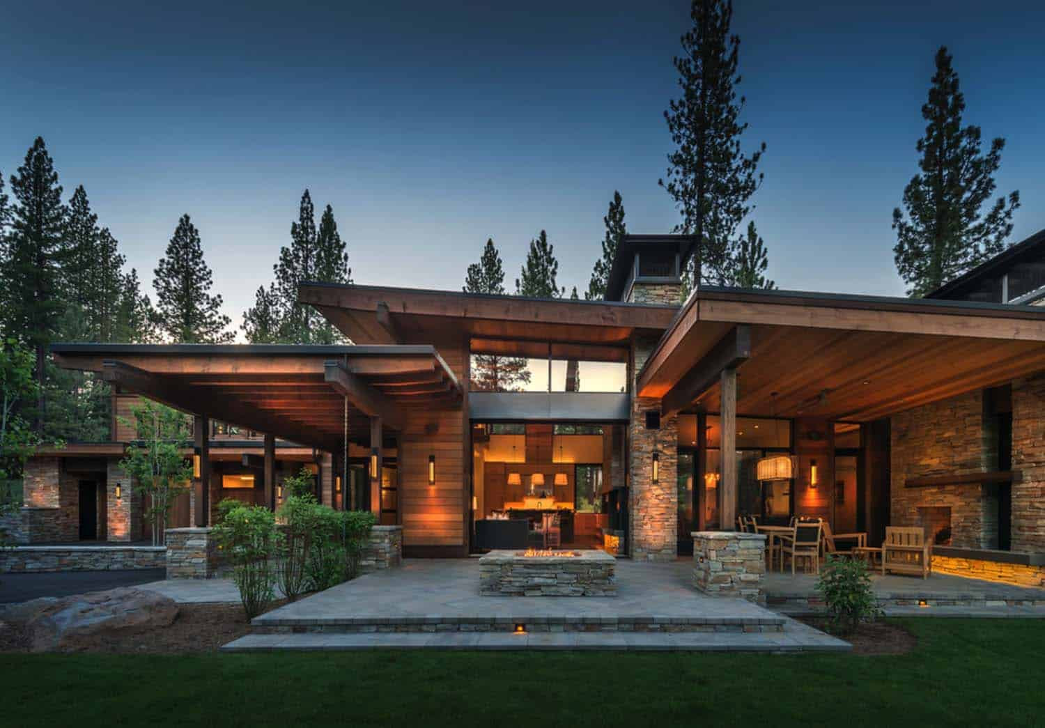 Mountain Modern Home Ryan Group Architects 01 1 Kindesign