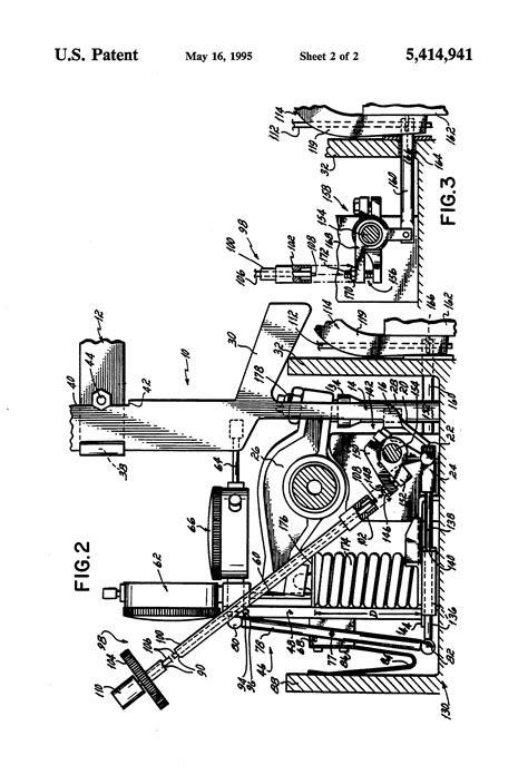 Patent US5414941 - Diesel engine service tool kit - Google
