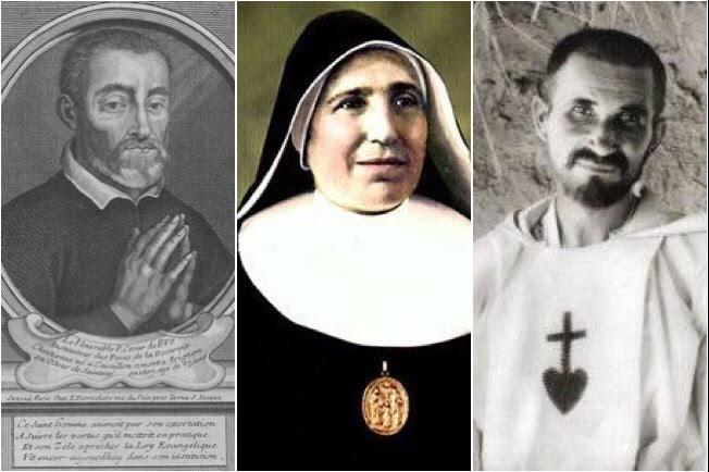 Trois nouveaux saints dont Charles de Foucauld